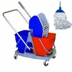 Floor Mopping Cart