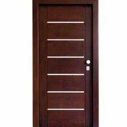 Kenya Furniture Wood Brown Decorative Door