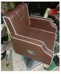 Leather Salon Chair