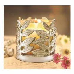 10cm Borosil Leaf Tea Light