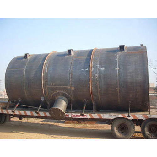 Brrown Industrial Mild Steel Tank