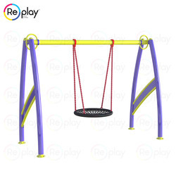Replay Steel and Rope Specially Abled Swing