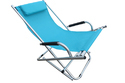 Folding Semi Rocking, Oscillating, Gliding Chair, Relax Chair Easy Chair