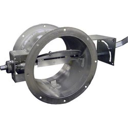 Industrial SS Dampers