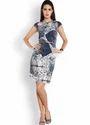 Grey Park Avenue Woman Regular Fit Dress