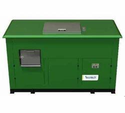 Wet Waste Composting Machine