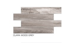 Clara Wood Grey Wood Strip