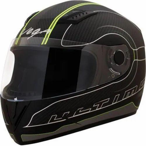 Vega Ultimo Carbon Motorbike Helmet
