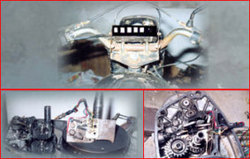 Automatic Engine Stopper For Two Wheelers