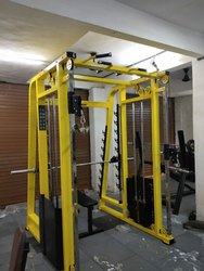 FTS With Smith Machine And Power Gauge for Gym