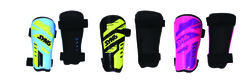 SYN6 Pro Shin Guards - CRITT Lab Approved, Size : S/M/L