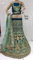 Gorgeous Girlish Party Wear Lehenga Choli