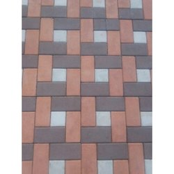 Interlocking Cement Paver Block