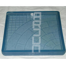 Chequered Tile Moulds