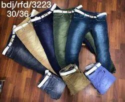 Men Comfort Fit Trouser, Size: 30-36
