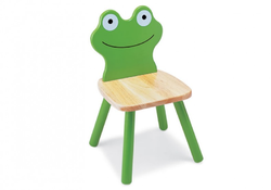 Green Frog Chairs, Height: 54 cm