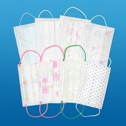 Face Mask For Children (Age 3-6) Ear Loop 3 Ply
