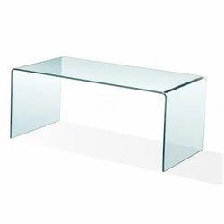 Transparent Bended Glass