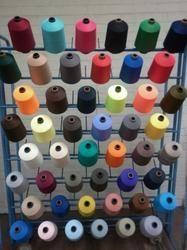 Dyed Polyester Texturized Yarn, Usage: Woven Fabrics, Hosiery