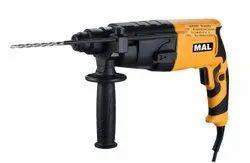 20 mm JCB MAL SDS20 Rotary Hammer Drill, 500 W