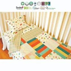 Organic crib Fitted sheet