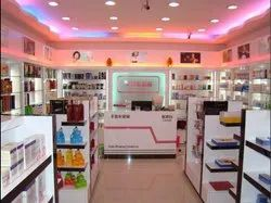 Cosmetic Store Furniture