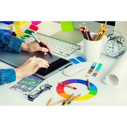Graphic Designing Service, in Anywhere