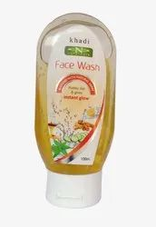makeup Herbal Naturcure Face Wash, Age Group: Adults, Packaging Size: 100ml