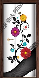 Designer Digital Door Print Skin Paper