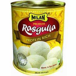 Milan Rasgulla, Pack Size: 1 kg and 3.6 kg