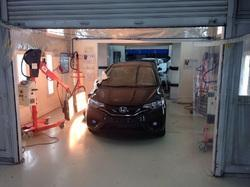 Infrared Heater for Automobile Industry
