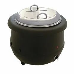 Commercial Electric Soup Warmer