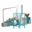 PVC Shoe Grade Compounding Machine