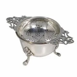Embossed Tea Strainer