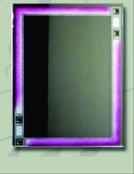 Glass Designer Mirror