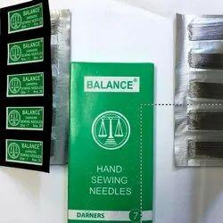 Balance Darner Sewing Needle