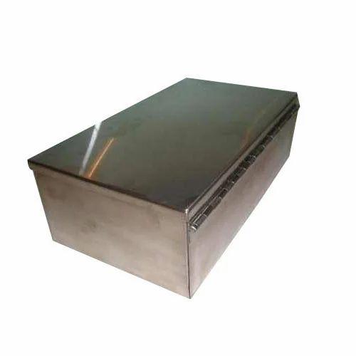 Stainless Steel Storage Trunk
