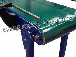 Manual Flat Belt Conveyor