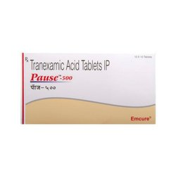 500 Mg Tranexamic Acid Tablets
