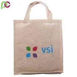 Jute Promotional Bag, Capacity: 5-10 Kg