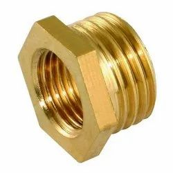 Brass Nozzle And Stainless Steel Bushing