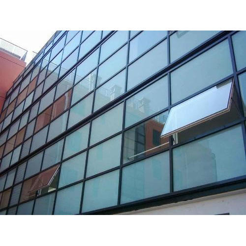 Plain Rectangular Float Glass, Thickness: 15- 20 mm