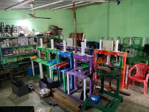 Paper Plate Machines and Paper Plate Raw Material