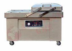 Paneer Vacuum Packing Machine Double Chamber