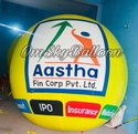 Advertisement Balloon