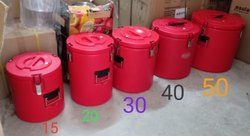 Cielo Red Hot Food Boxes, Size: 15 Ltrs To 60 Ltrs