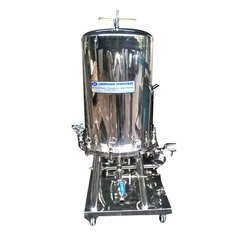 Stainless Steel Sparkler Filter Press
