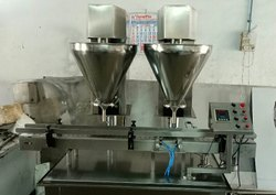Industrial Dry Powder Filling Machine