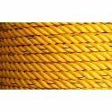 Yellow Transportation Rope