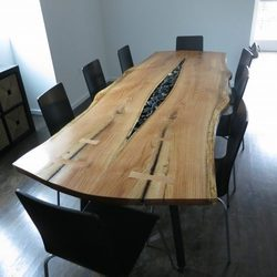 Wooden Conference Table At Best Price In India - Round wood conference table